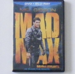 The Mad Max DVDs