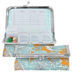 travel pill box