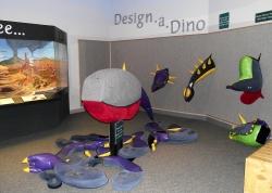 Build a dinosaur play area for kids.