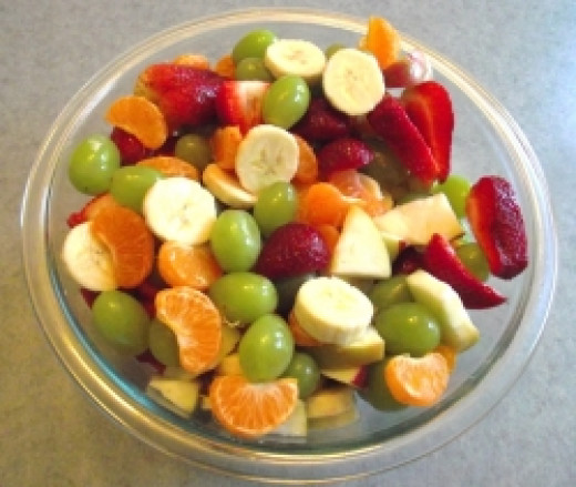 An antioxidant rich diet is very important for those who suffer from chronic illness.