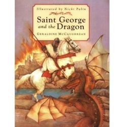 Saint George and the dragon from Amazon