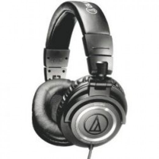 Audio-Technica ATH-M50 Studio Headphones