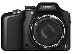 Kodak Point Shoot Camera