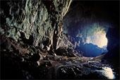 Deer Cave, Mulu National Park, world's largest cave passage