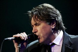 I'd be a slave to love if it meant having Bryan Ferry all to myself!