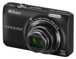 Nikon S6300 Compact Camera
