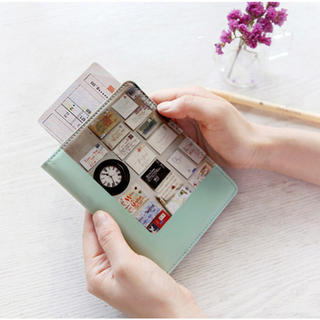 Zakka Passport Holder