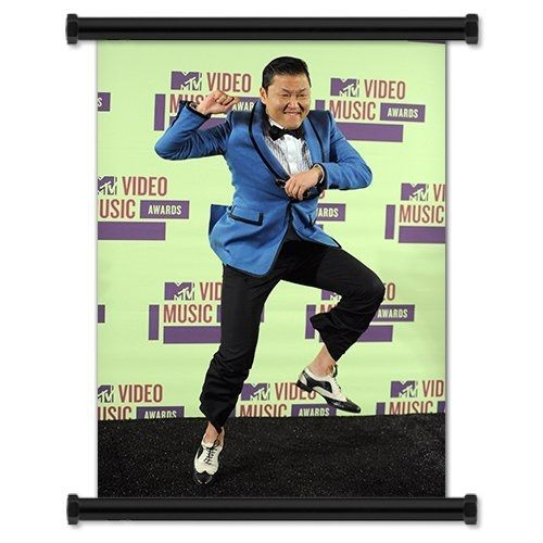 Psy dancing Gangnam Style