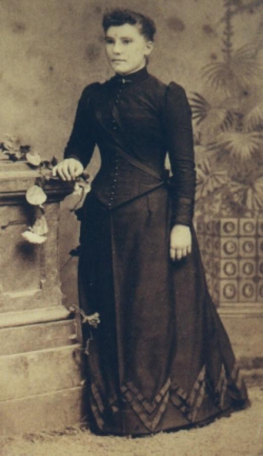 Brigitte Breilh Mazeres ca 1890