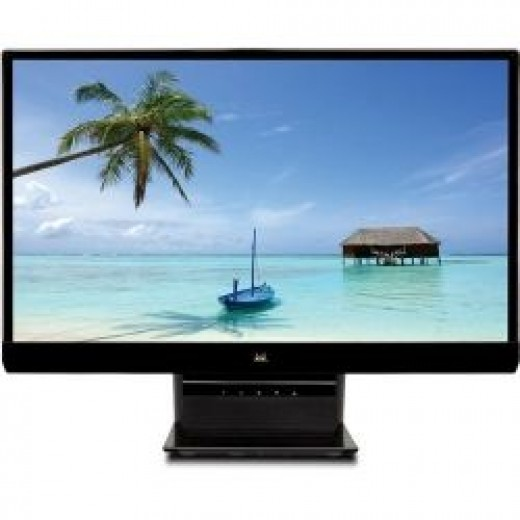 Viewsonic 27 Inch Computer Monitor - VX2753MH-LED