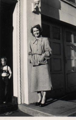 My maternal grandmother ca 1950