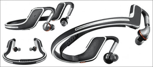 Motorolla bluetooth sports headphones
