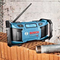 Rugged Jobsite Radio Guide