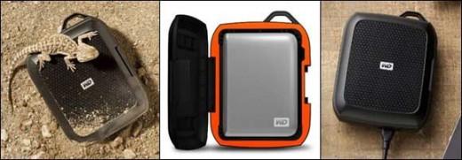 rugged case for external hard disk