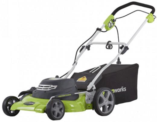 corded mower