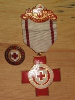 Collecting British Red Cross Medals