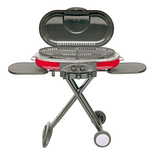 Bestselling propane grill for camp or tailgating