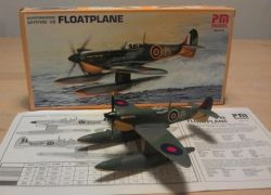 PM Models Supermarine Spitfire MkVb Floatplane conversion