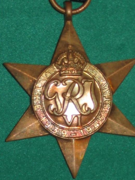 1939-45 Star - UK
