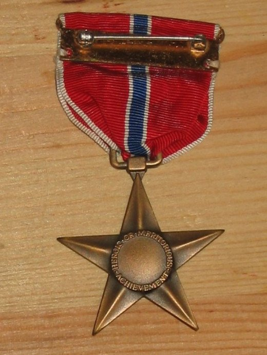 US - Bronze Star