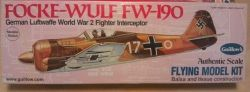 Guillows Focke Wulf FW-190