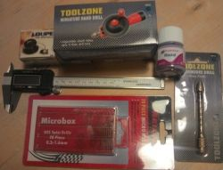Scale modelling tools 2