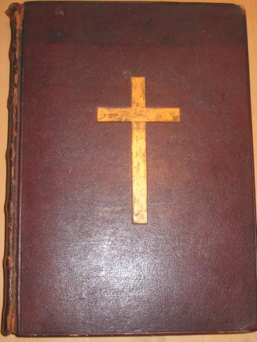 Altar Book - Cover
