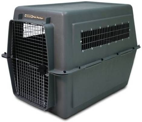 Petmate Giant Pet Porter Fashion Dog Crate