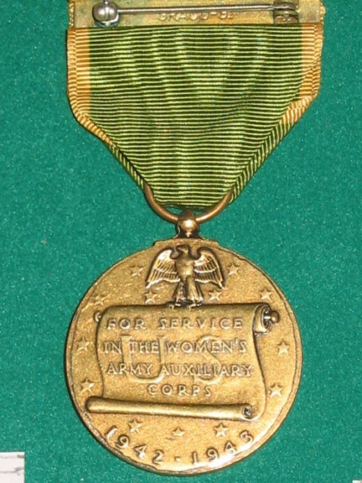 WWII US Women's Army Corps Medal