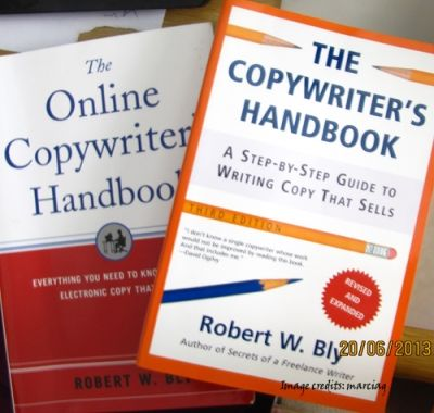 Get Both Books by Bob Bly If You're Also Writing For The Web