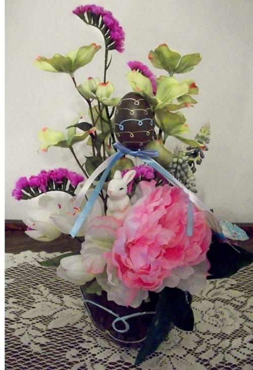 Chocolate Easter Egg Arrangement