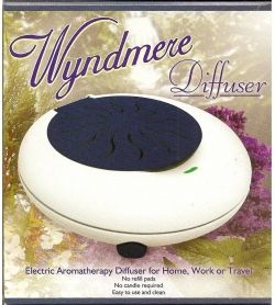Wyndmere Electric Aromatherapy Diffuser
