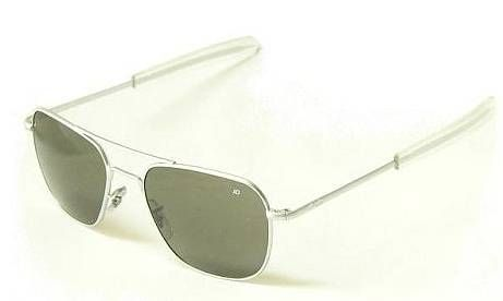 American Optical Pilot Aviator Sunglasses