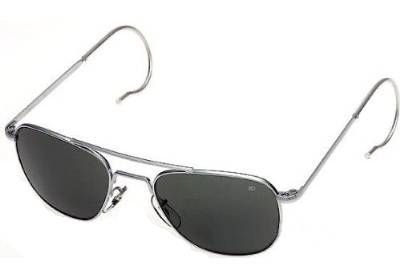 American Optical Flight Gear Original Pilot Sunglasses