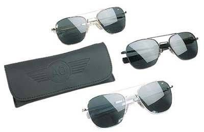 Government Air Force Pilot Sunglasses