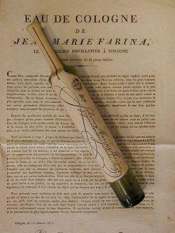 history of natural perfumery