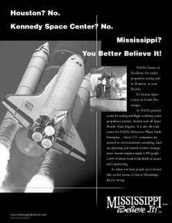 High Paying Work In Aerospace And IT Jobs In Mississippi