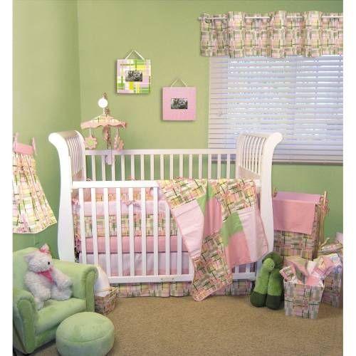 Trend Lab 4 Piece Crib Bedding Set