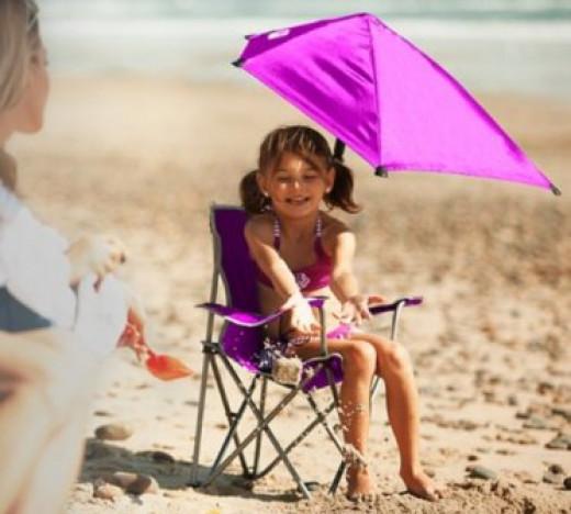 Sport-Brella Mini Chair For Kids
