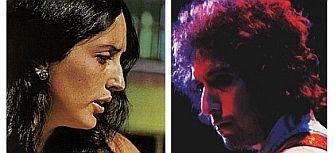 Joan Baez versus Bob Dylan