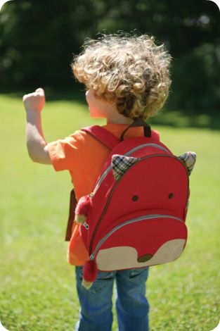 best backpack for preschool boy