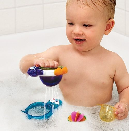 baby bath games for kids