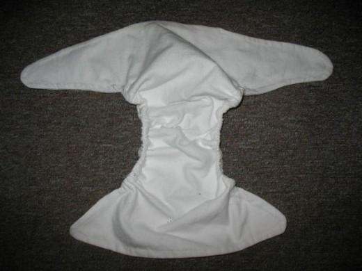 Handmade cloth diaper