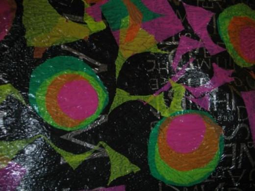 Plastic Collage by MeltedRachel