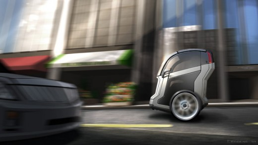 Here's a nonexistent PUMA, one with side doors which exist only in Segway's Photoshop files.