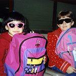 cute girl backpacks