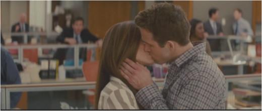 The final kiss..