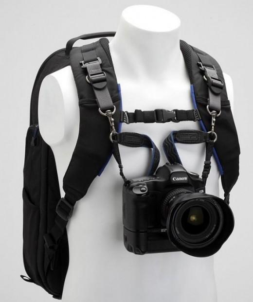 Canon eos 5d harness