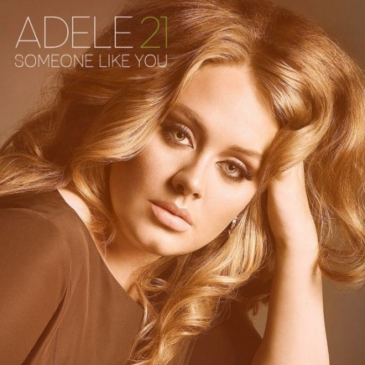 The best songs by Adele - Someone Like You