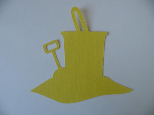 Pail & Shovel background layer